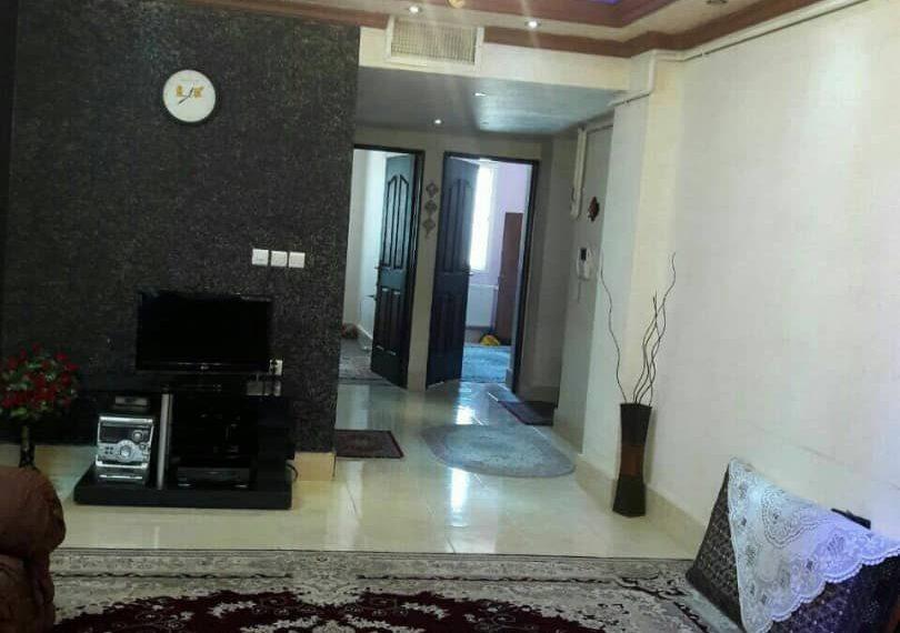 آپارتمان 88 متری آیت الله سعیدی